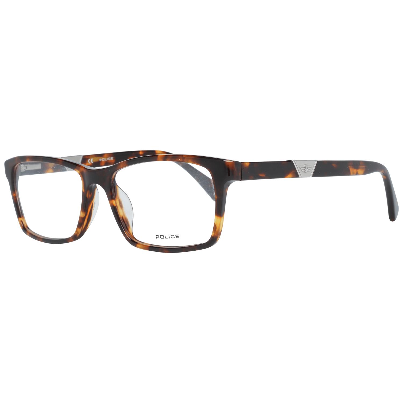 Police Men's Optical Frames Eyewear Brown V1830 550909
