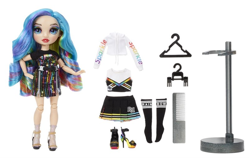 Rainbow High - Fashion Doll - Amaya Raine (572138)