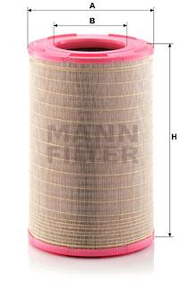 Ilmansuodatin MANN-FILTER C 31 1414