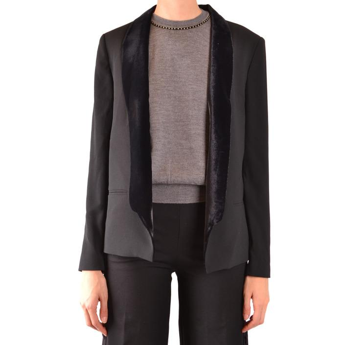Pinko Women's Blazer Black 167503 - black 42