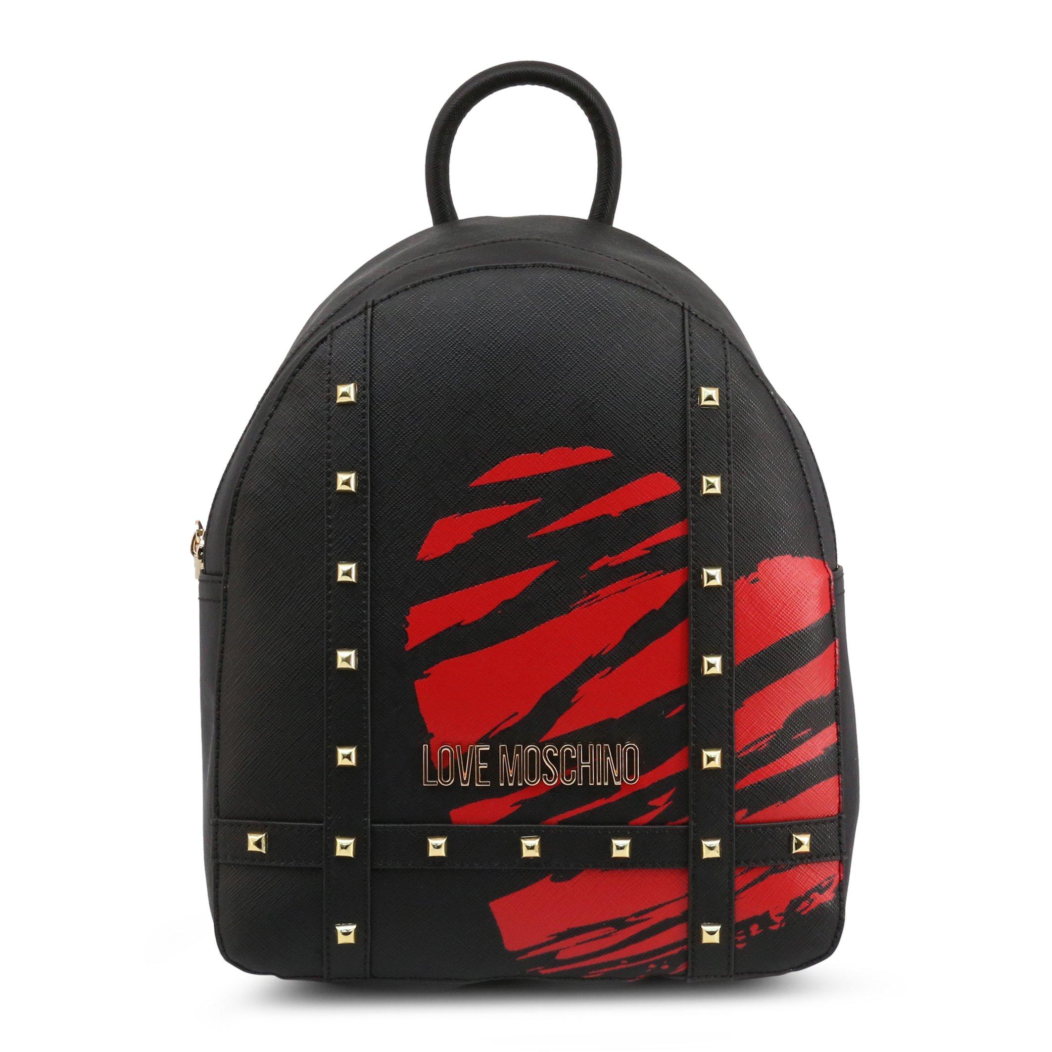 Love Moschino Women's Backpack Black JC4077PP1CLG1 - black-1 NOSIZE