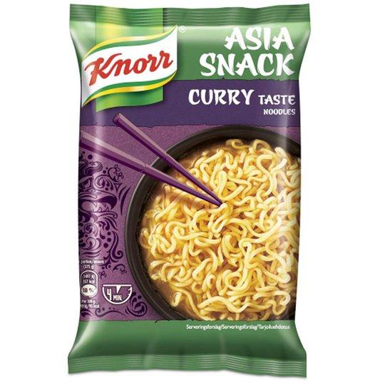 Nudlar Curry - 16% rabatt