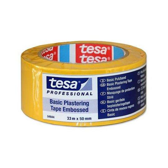 Tesa 4844 Basic Rappausteippi 33 m x 50 mm