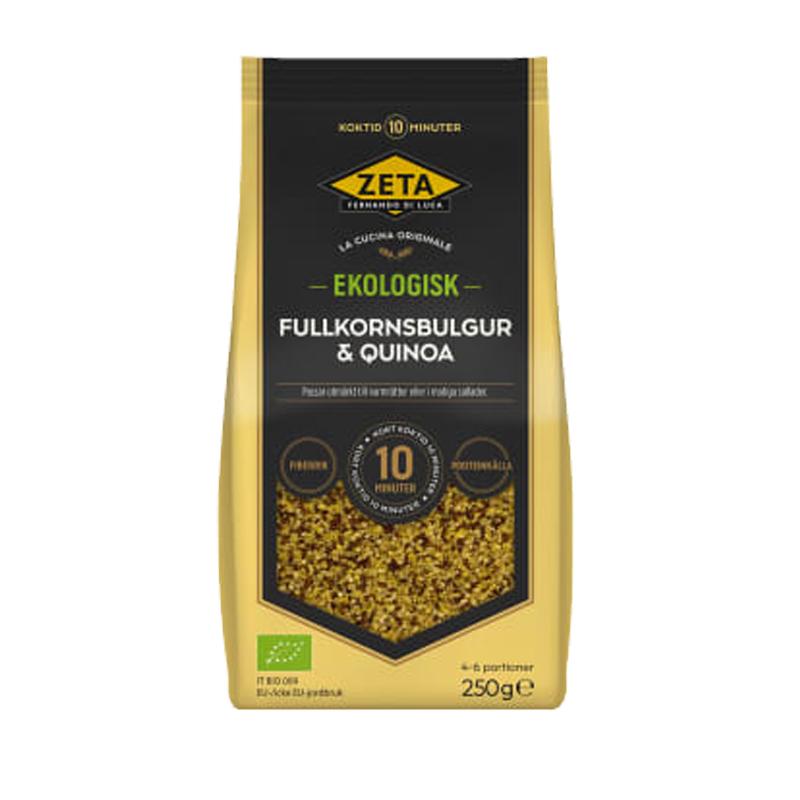 Eko Fullkornsbulgur & Quinoa 250g - 36% rabatt