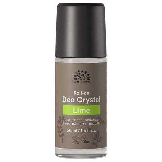 Urtekram Nordic Beauty Roll-on Deo Lime, 50 ml