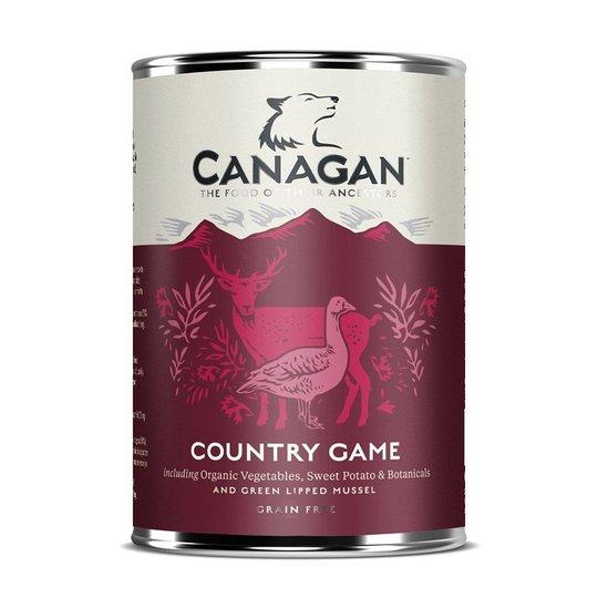 Canagan Country Game Hjort & Anka