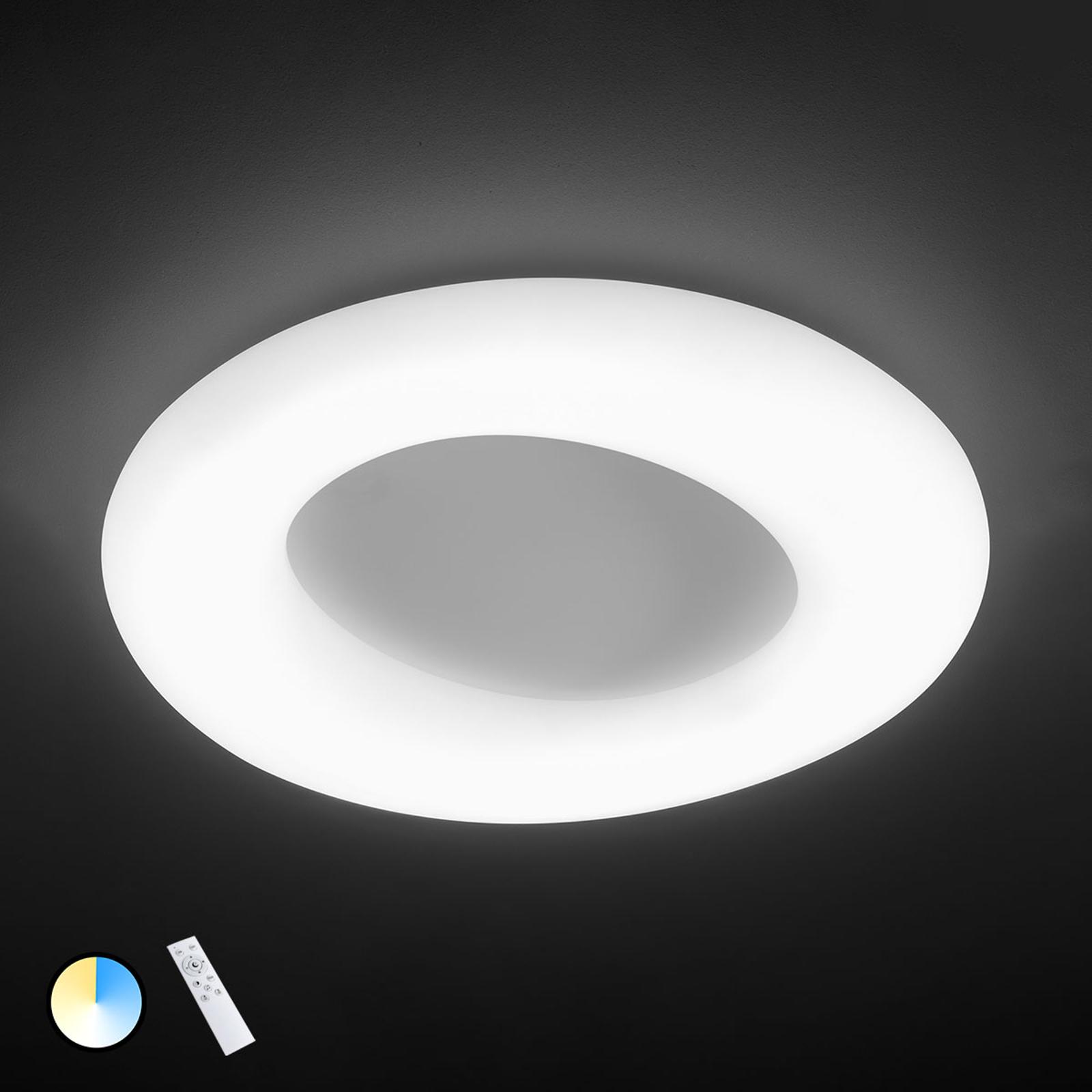 Säädettävä LED-kattovalaisin County, Ø 75 cm