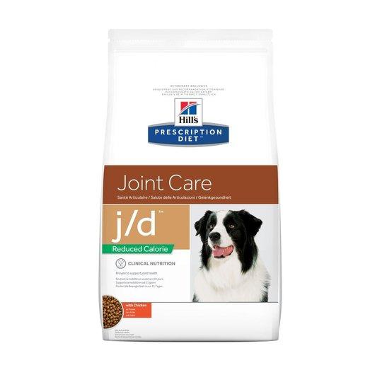 Hill's Prescription Diet Canine j/d Joint Care Reduced Calorie Chicken (4 kg)