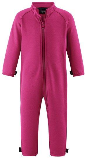 Reima Oloisa Fleecedress, Raspberry Pink, 74