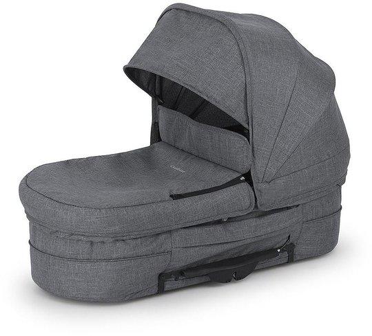 Crescent Comfort Liggedel, GreyMel