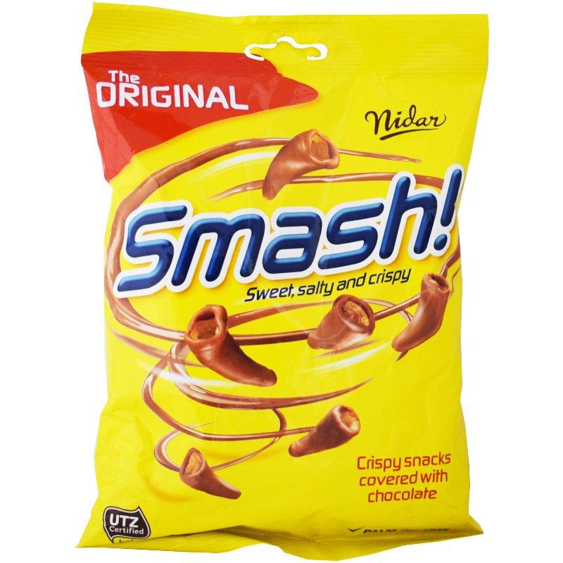 Smash Choklad 100g - 67% rabatt
