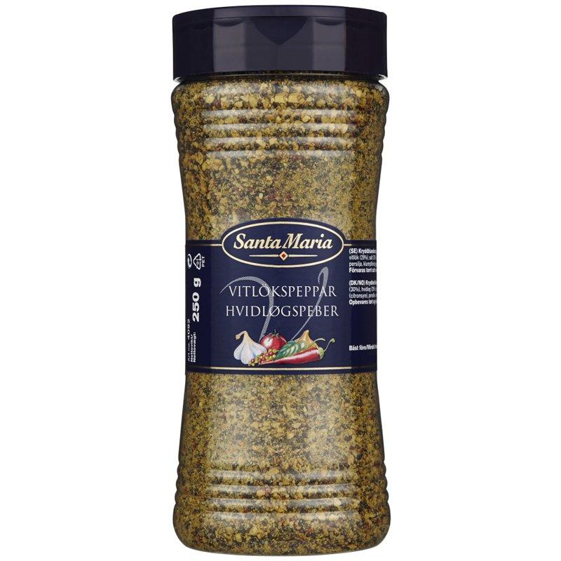 Kryddblandning Vitlökspeppar 250g - 56% rabatt
