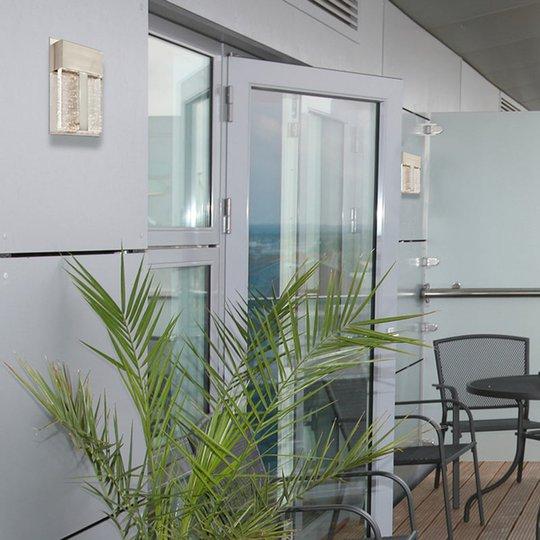 Westinghouse Cava II -LED-seinävalaisin, himmennys
