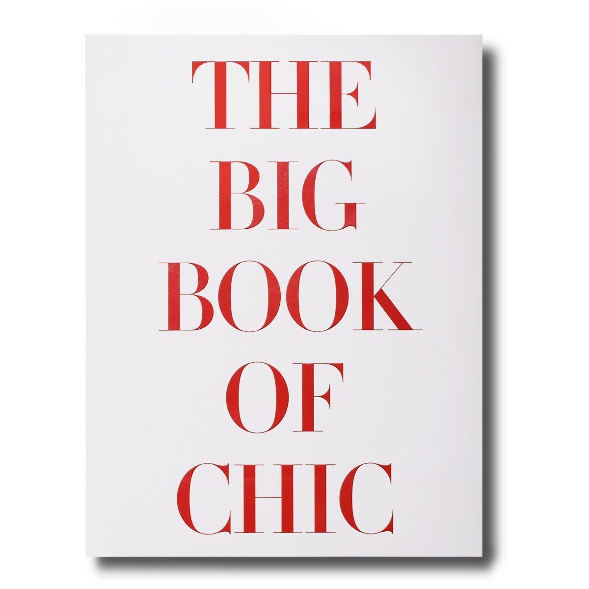 Assouline I The Big Book Of Chic