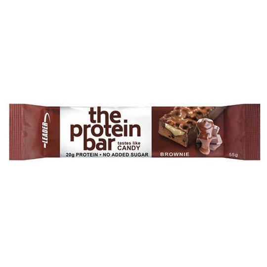 Proteinbar Crispy Brownie - 40% rabatt