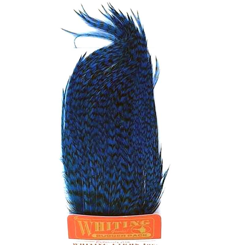Whiting Bugger Pack - Kingfisher Blue