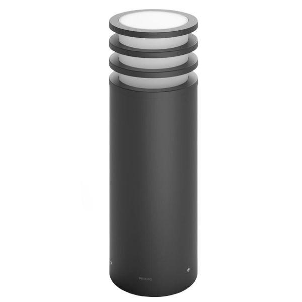 Philips Hue Lucca Tolppa 9 W LED, IP44, E27 Korkeus: 40 cm