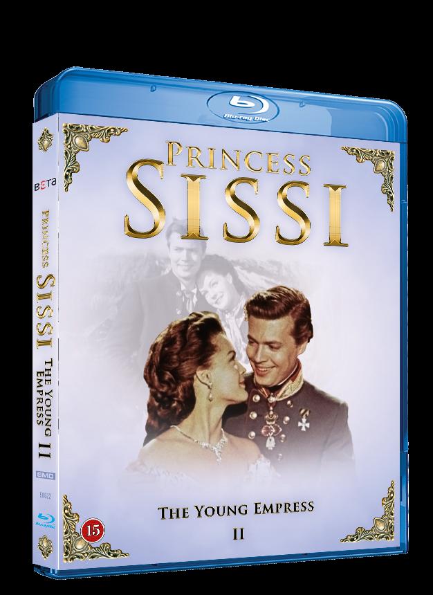 Prinsesse Sissi 2 - Blu Ray