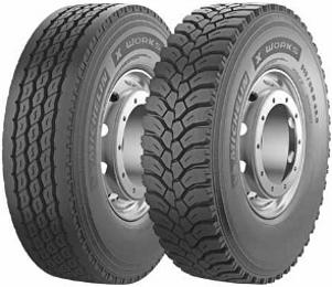 Michelin X Works Z ( 295/80 R22.5 152/149K 18PR )