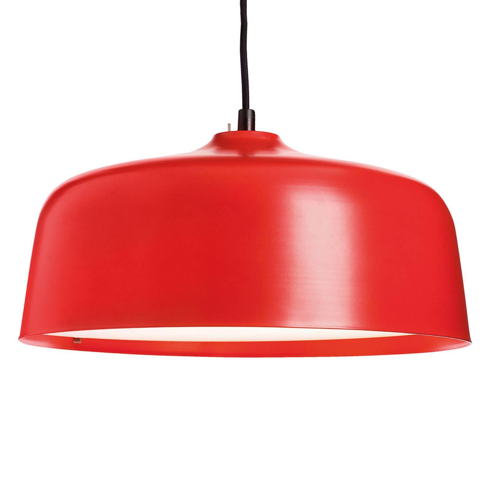 Innolux Candeo lysterapi-hengelampe, rød