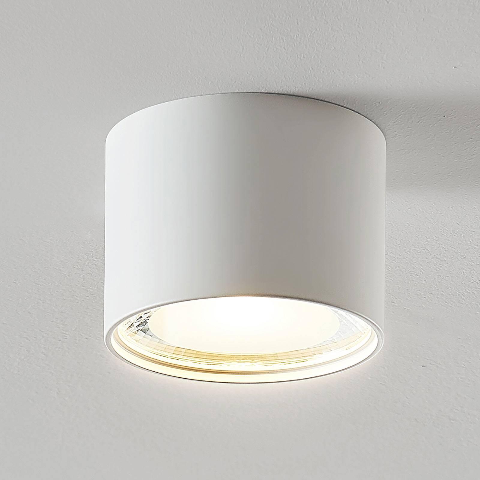 LED-downlight Meera, rund, hvit