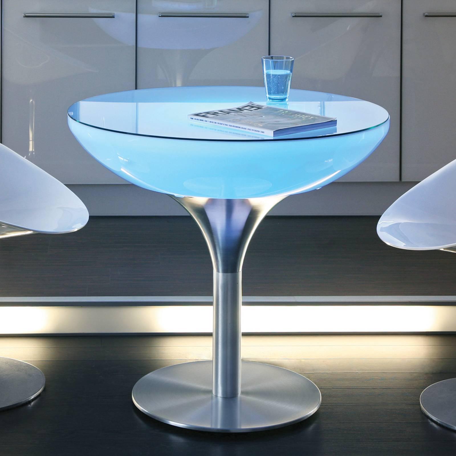 Valopöytä Lounge Table Indoor, 75 cm