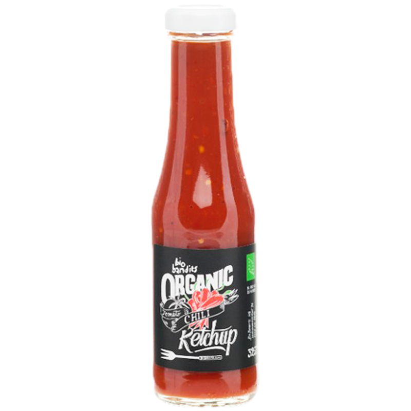 Ketchup Chili 325ml - 46% rabatt