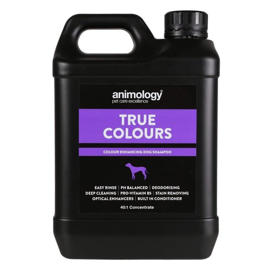 Animology True Colours Schampo (2,5 l)
