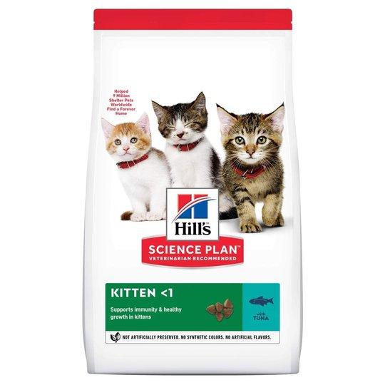 Hill's Science Plan Kitten Tuna (1,5 kg)