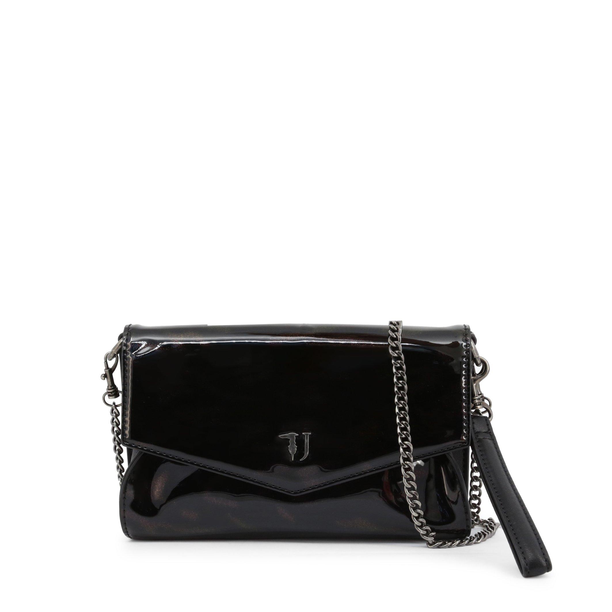 Trussardi Women's Clutch Bag Various Colours PAPRICA_75B00559 - black NOSIZE