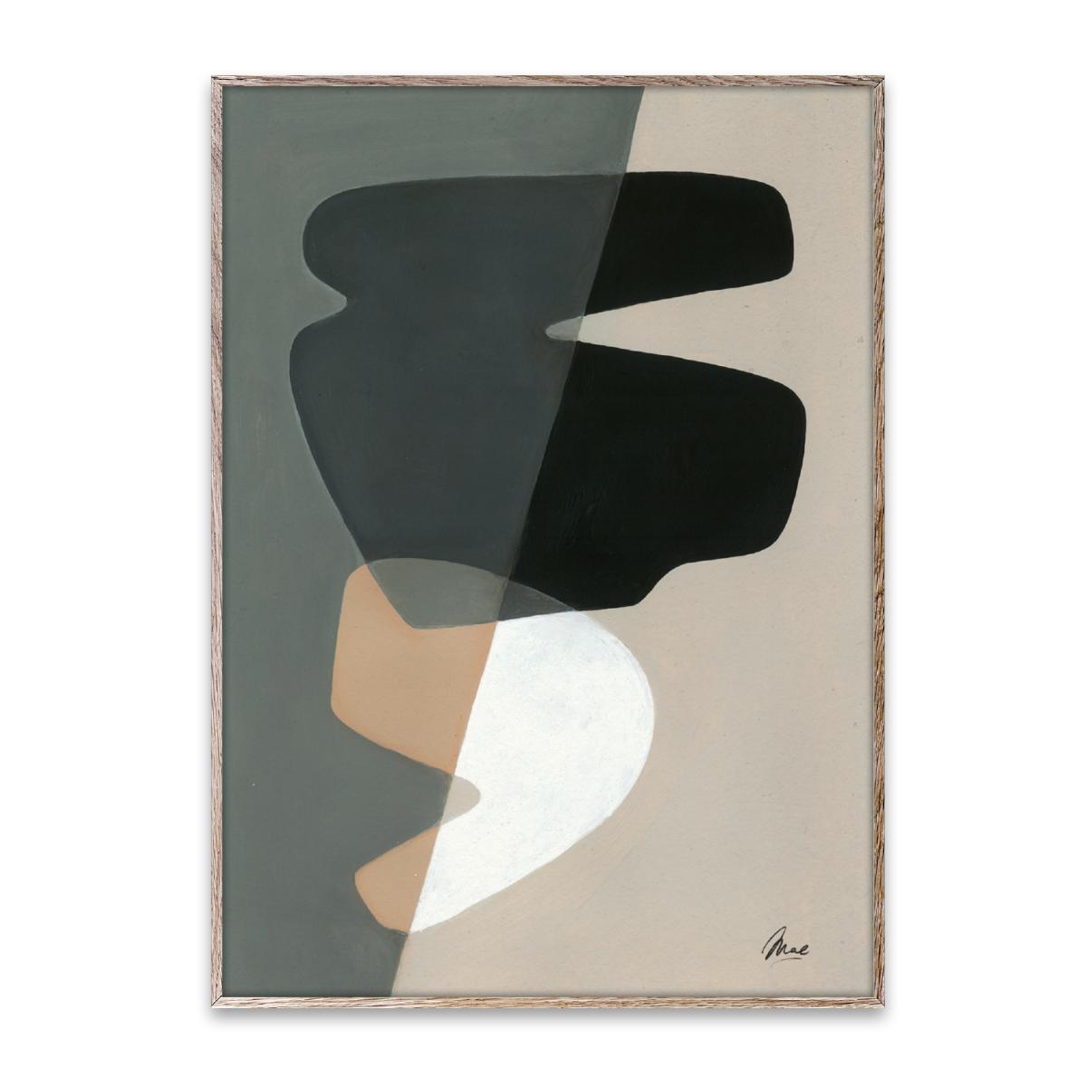 Paper Collective Poster Composition 02 50x70 cm