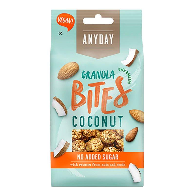 "Granolabitar ""Coconut"" 35g - 40% rabatt"