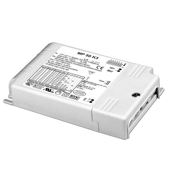 LED-muuntaja MP 50 K3 säädettävä, ei himmennettävä