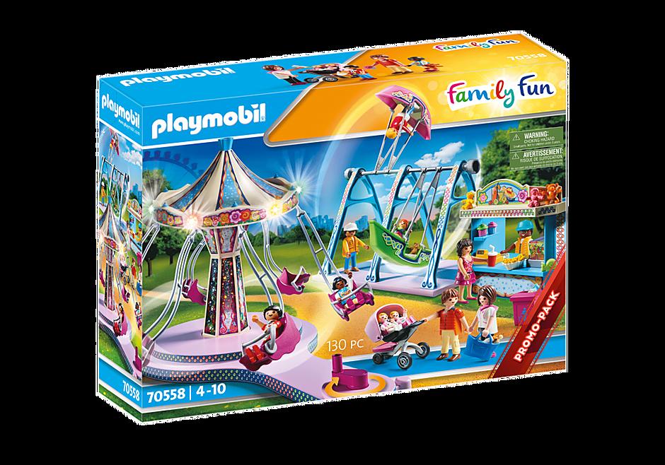 Playmobil - Large County Fair (70558)