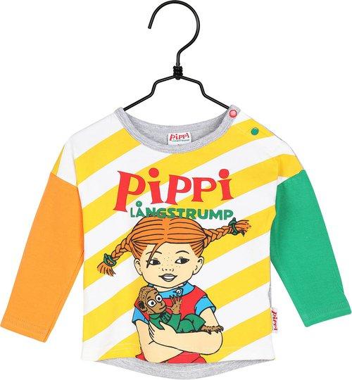 Pippi Langstrømpe Pippi Klemmer Genser Baby, 56