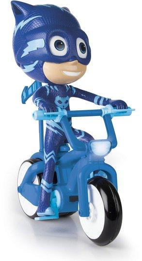 Pysj-heltene Catboy På Sykkel, Blå