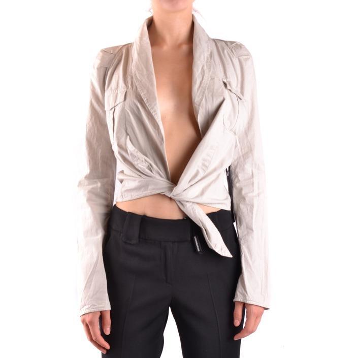 Daniele Alessandrini Women's Blazer Grey 187069 - grey 42