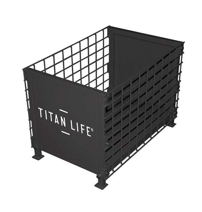 Titan LIFE Pro Dumbbell Box, Ställning hantlar