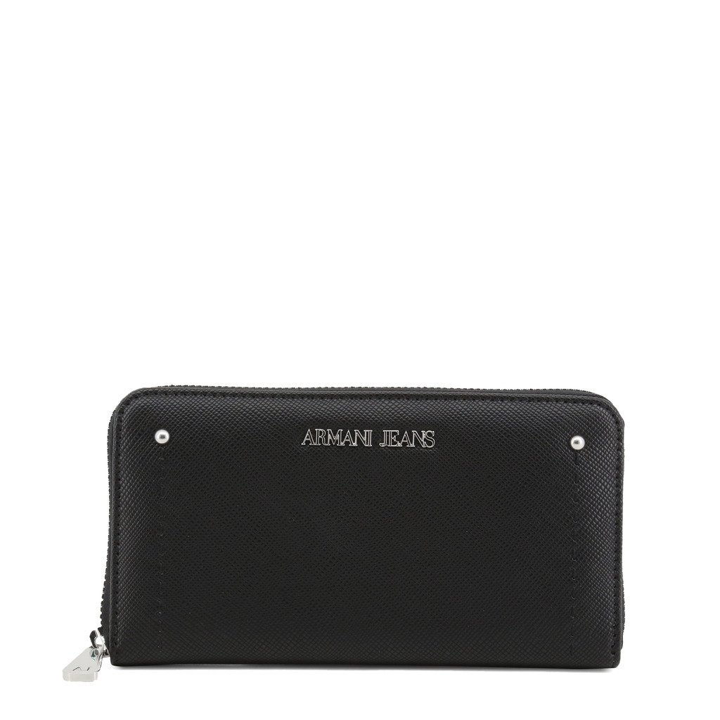 Armani Jeans Women's Wallet Black 928032 CD756 - black NOSIZE