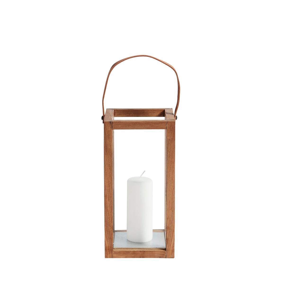 Muubs - Lantern Small - Recycled Teak (1121527501)