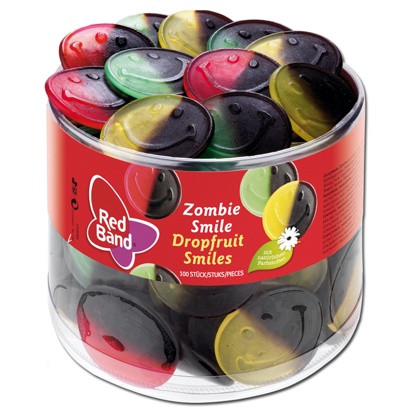 Red Band Zombie Smiles 1.2kg