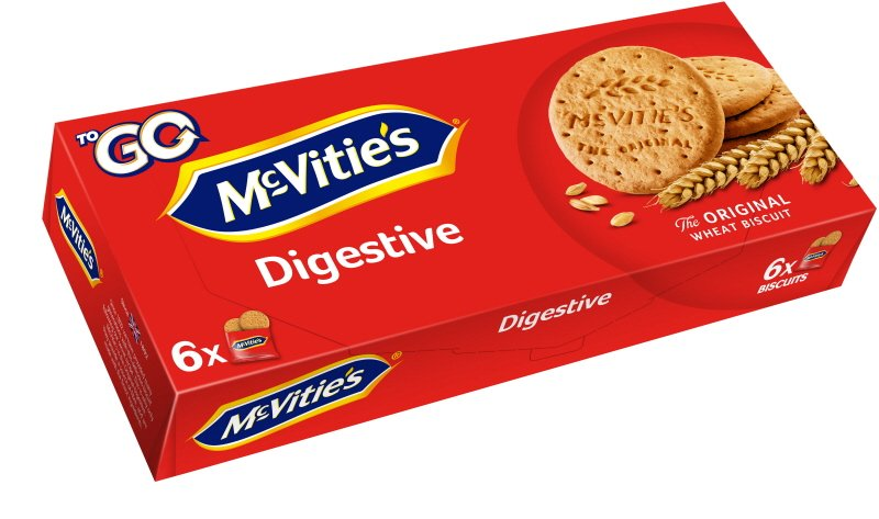 Digestive Original Duo-pack - 19% rabatt