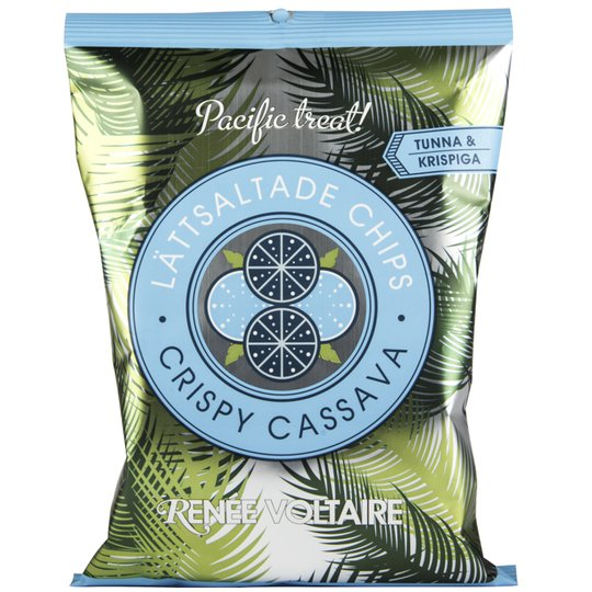 Chips Crispy Cassava - 35% rabatt