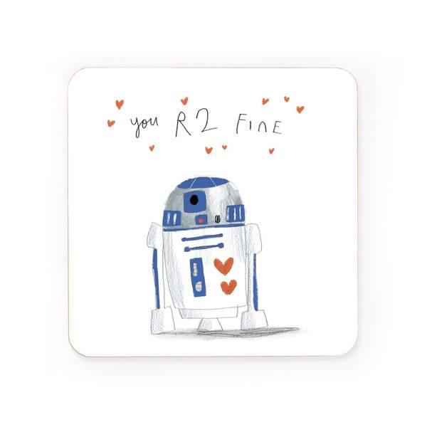 You R2 Fine Coaster