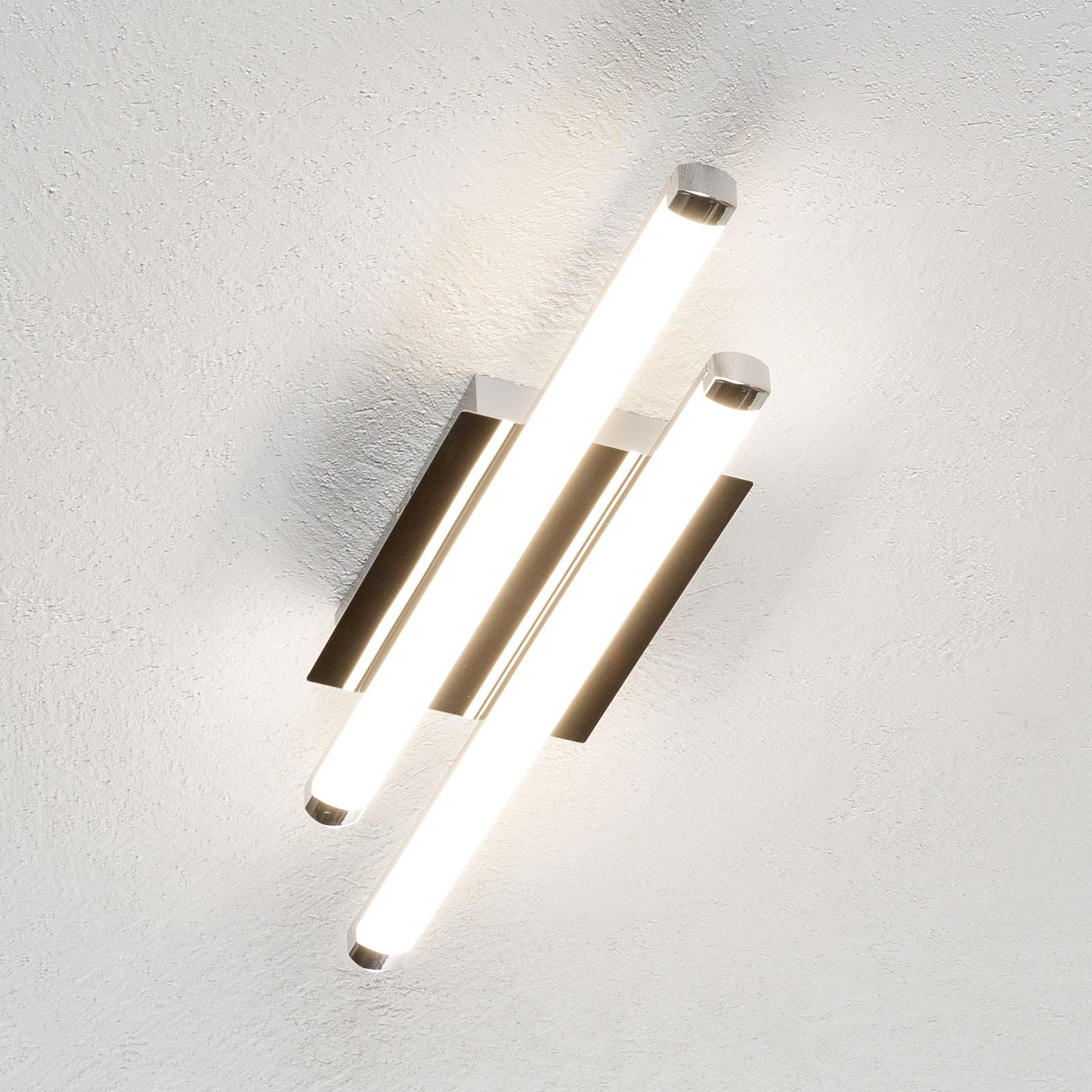 LED-kattovalaisin Street 2-lamppuinen