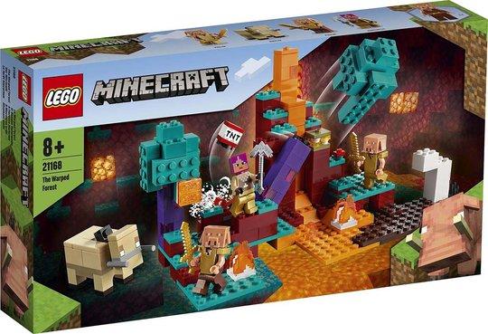 LEGO Minecraft 21168 Den Skjeve Skogen