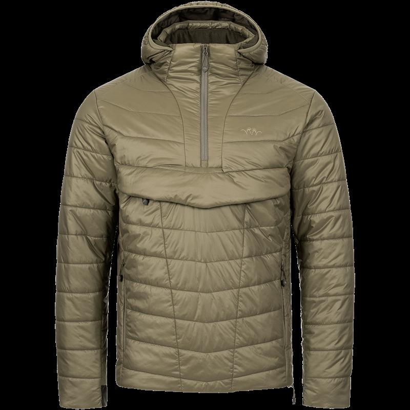 Blaser Men's Insulation Anorak Ole S Lang jakke, perfekt til jakta!