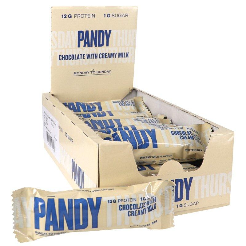 Proteinbars Creamy Milk 18-pack - 29% rabatt