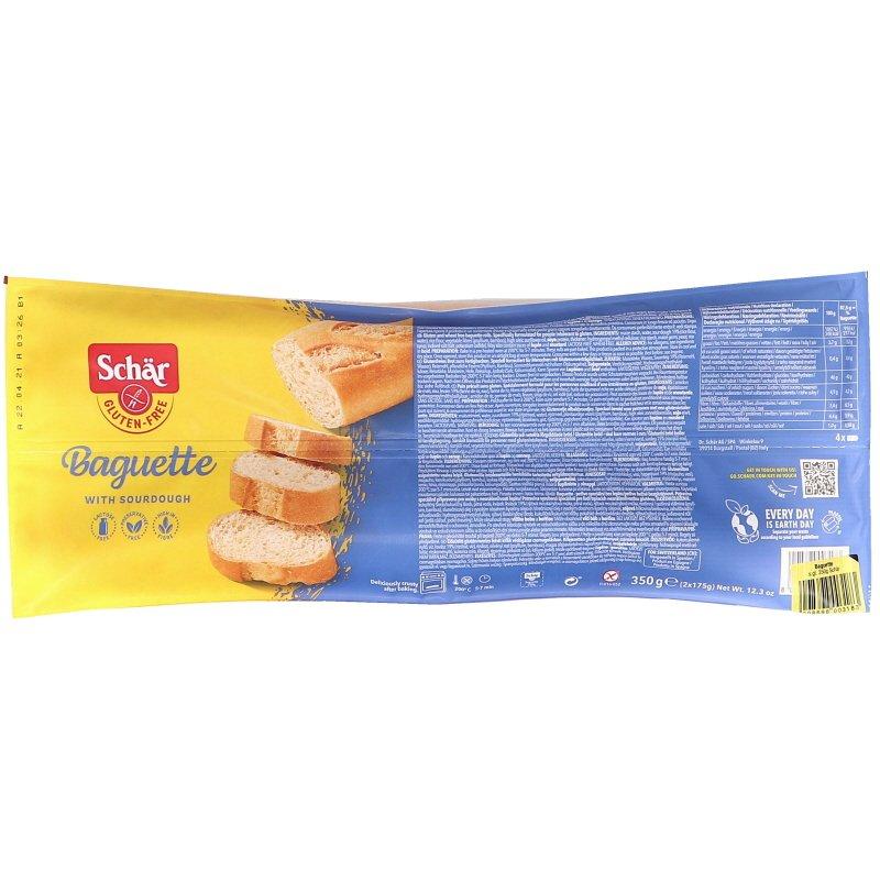 Baguetter Glutenfria 2 x 175g - 15% rabatt
