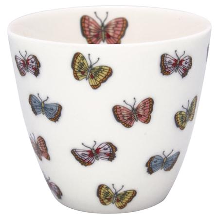 Maisie Latte Cup Vit